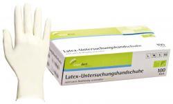 smart Latexhandschuhe PF Packung 100 Stück M