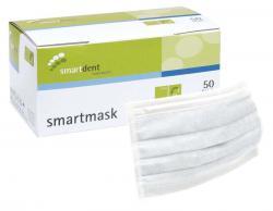 smartmask Mundschutz Packung 50 Stück weiß