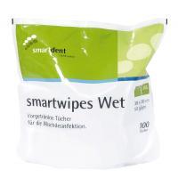 smartwipes Wet Beutel 100 Stück 28 x 30 cm