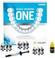 Venus® Diamond ONE Basis Kit 30 x 0,25 g PLT, 1 Flow Baseliner, 2 ml iBOND Universal, 5 Flow Kanülen, 1 Arbeitskarte