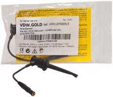 VDW.GOLD® RECIPROC® Feilenklemmen Packung 2 Stück
